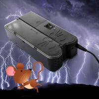 Elektrische Mausefalle Mäusefalle elektronische Tierfalle Mausfalle Mäuse Falle