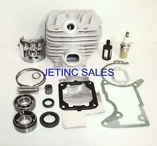 CYLINDER & PISTON KIT FITS STIHL 044  MS440 NIKASIL