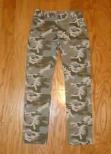 Dockers Alpha Slim Collection Pants NWOT Size 29 Tan Camo Chino Men's Tapered