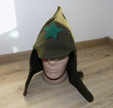 Unique military HAT RED ARMY USSR Budenovka . CLASSICS OF THE USSR #91115