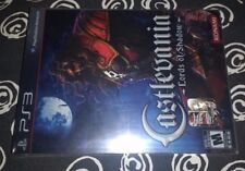 Castlevania Lords of Shadow w/ SotN Limited Edition New Sony PlayStation 3 PS3