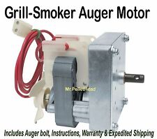 Replacement Auger Motor [XP7252] For Traeger Wood Pellet Smoker Grill   KIT0020