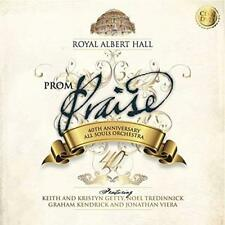 ALL SOULS ORCHESTRA Prom Praise 40th Anniversary (2012) 14-track CD + DVD NEW