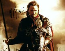 Viggo Mortensen signed 8x10 picture Photo autographed pic with COA