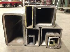 Alloy 304 Stainless Steel Square Tube 12 X 12 X 062 X 72
