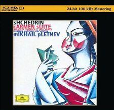 SHCHEDRIN / PLETNEV / RUSSI...-CARMEN SUITE (HDCD) CD NEW