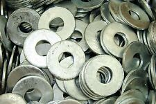 "(100) 5/8"" USS Flat Washers - Hot Dip Galvanized"