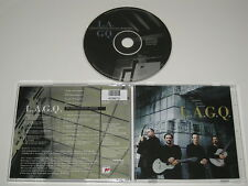 LOS ANGES GUITARE QUARTET/L.A.G.Q.(SONY CLASSIQUE 429670) CD ALBUM