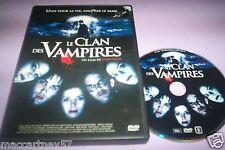 DVD LE CLAN DES VAMPIRES FILM HORREUR tirée d'une histoire vraie