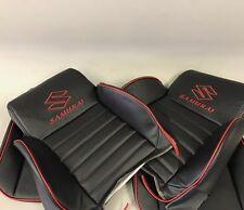 1986-1995 Suzuki Samurai Seat Covers(F/R covers and door panels)