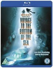 Voyage To The Bottom Of The Sea (Blu-ray, 2013)