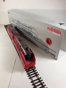 37082, BR 10. DB digital H0, rot, Serviceheft, mit Fahrgeräuschen