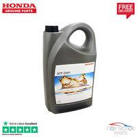 Genuine Honda ATF-DW1 Automatic Transmission Fluid 4 Litres