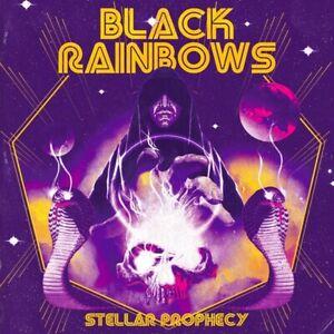 BLACK RAINBOWS - STELLAR PROPHECY (RE-ISSUE)   VINYL LP NEU