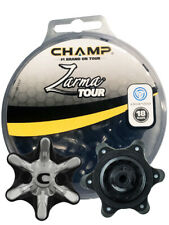 Champ Zarma Tri-Lok (18 Pieces) Golf Shoe Spikes