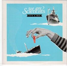 (EM350) We Are Scientists, It's A Hit - 2006 DJ CD
