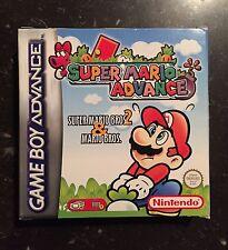 GameBoy Advance Super Mario Advance + Super Mario Bros. 1 & 2 OVP sehr gut