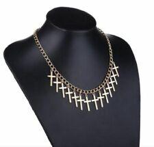 Modeschmuck-Halsketten & -Anhänger in Gold