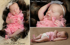 "ReaLBorN ~ SLeePing BaBy BriTTaNy ~ 20""  DoLL KiT ~ REBORN DOLL SUPPLIES"