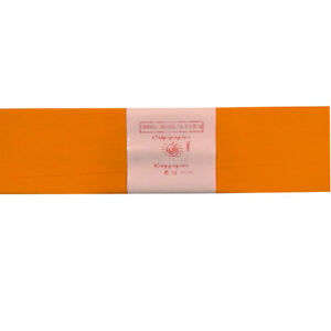 Alberts German Made Large Crepe Paper - 19.7' x 98.4' - 13 Colors Available