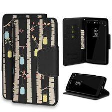 For LG V10, Faux Leather Flip Wallet ID Card Stand Design Case Message Bottle