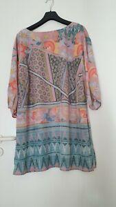 Kleid von Alba Moda Gr.46