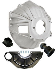 """NEW CHEVY BELLHOUSING,INSPECTION COVER,CLUTCH FORK BOOT,&BALL,GM 621,11"""",3899621"""