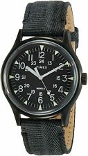 Timex Black Analogue Men Watch Mk1 TW2R68200