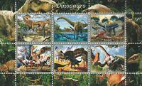 Dinosaurier Togo postfrisch   2594