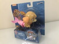 Spin Master Swimways Paw Patrol Skye Paddlin' Pups Mermaid- NEW