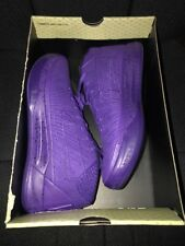 "Nike Kobe AD Mamba Mentality ""Fearless"" Men Sz 11 ACTION GRAPE/BLACK 922482 500"