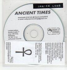 (ET70) Ancient Times, Nightschool - 2013 DJ CD