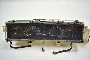 91 - 93 Buick Park Avenue Cluster Speedometer