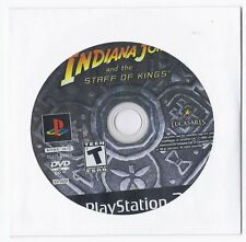 Indiana Jones and the Staff of Kings (Sony PlayStation 2, 2009)