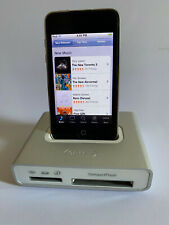 Apple iPod TOUCH 2nd Generation 16GB Black A1288 bundled w/Griffin Simplifi Dock