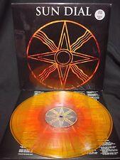 Sun Dial S/T LP Yellow Splatter Vinyl Joy Electric Moon Sula Bassana Colour Haze