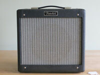 """Fender Pro Junior Valve Combo, modified with Fromel """"Supreme"""" & """"Re-Cap"""" kits"""