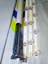 """3 barre strip led X Tv Lg  6916L-1974A  B 6916L-1975A DRT 3.0 32"""" LGIT LG IT A B"""