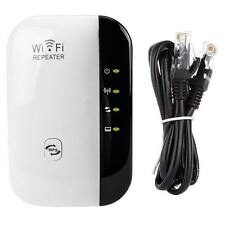 300Mbps 802.11 Wifi Repeater Wireless-N AP Range Signal Extender Booster USA