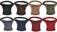 Gürteltasche Sidebag Hipbag Hip Bag Bauchtasche Waistbag Baumwolle Bumbag Tasche