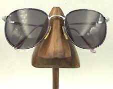 0aefc0ebe95ba Vintage Welling Eyewear Multi-Color Silver Metal Round Sunglasses Frames