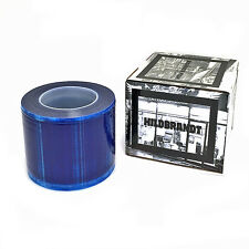 "Barrier Film Blue 4"" x 6"" 1200 Sheets Tattoo Dental Perforated by Hildbrandt"