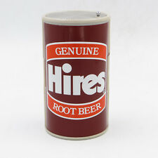 "Hires Root Beer Transistor Radio AM/FM Measures 5"" x 2.5"" x 2.5"""