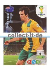 Panini Adrenalyn XL World Cup 2014 - 24 - Robbie Kruse - Base Card