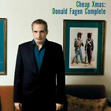 DONALD FAGEN - CHEAP XMAS: COMPLETE [New & Sealed] 5 CD Boxset