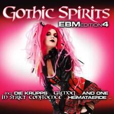 Englische Gothic & Darkwave's als Sampler mit Rock Musik-CD