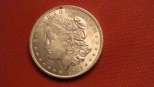 1921-P Morgan Silver Dollar (ref#3)