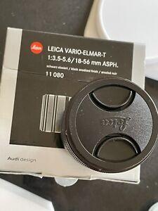 Leica Vario-Elmar-T F3.5-5.6 18-56 mm ASPH L Mount Lens T TL CL