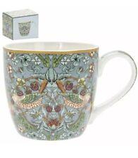 Nuevo William Morris Ladrón Fresa desayuno China Taza de Café Taza en caja de regalo