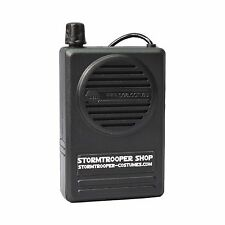 Stormtrooper Replica Costume Voice Amplification Unit suitable for Trooping